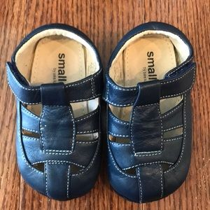 Smaller by see Kai run navy shoes